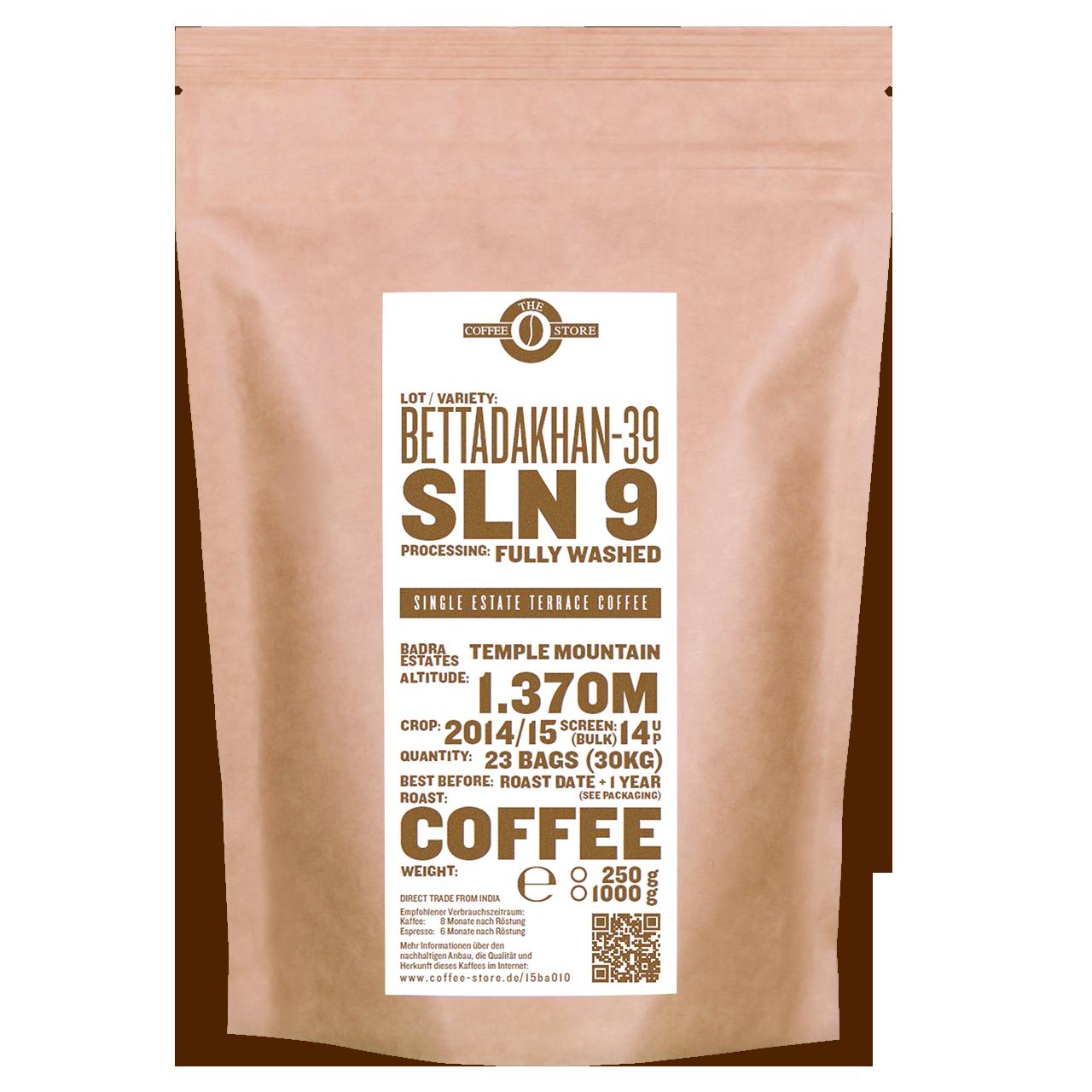 Bettadakhan - 39, SLN 9 - Kaffeeröstung